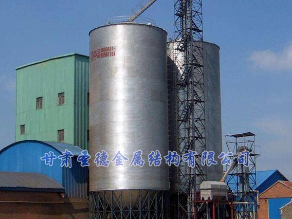 详细了解生产水泥钢板仓有哪些技术重点